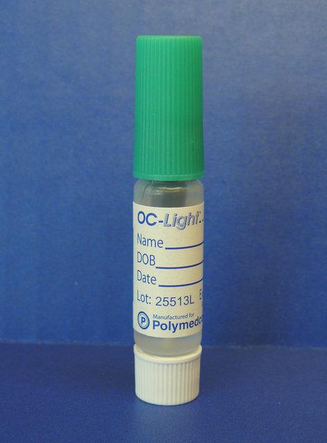 Crc Screen Occult Blood Fit Immunochemical Bozeman